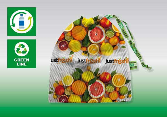 Reusable Vege Bags personalized
